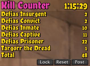 Kill Counter Basic