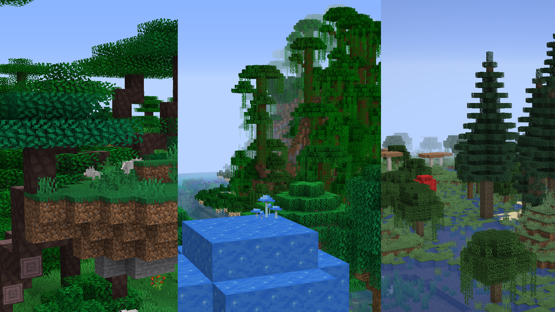 Biome Examples