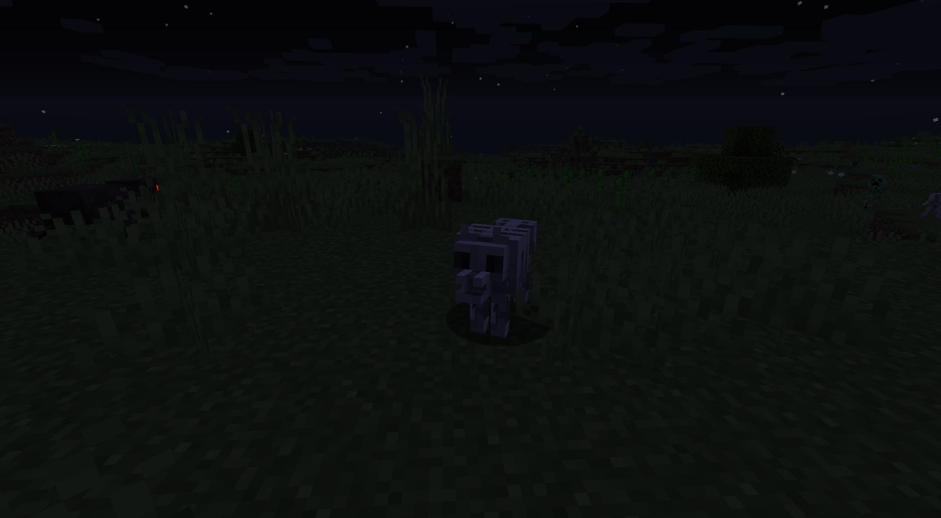 The Skeleton Wolf