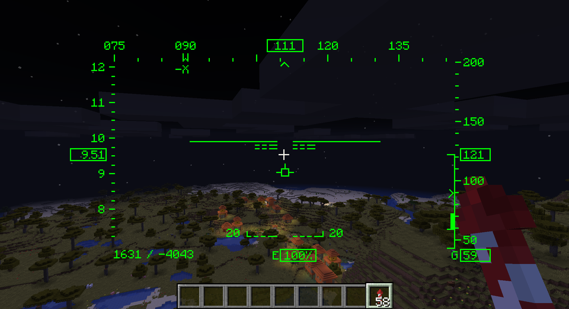 HUD Screenshot