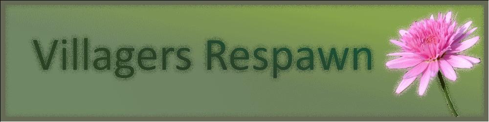 Villager Respawn Banner