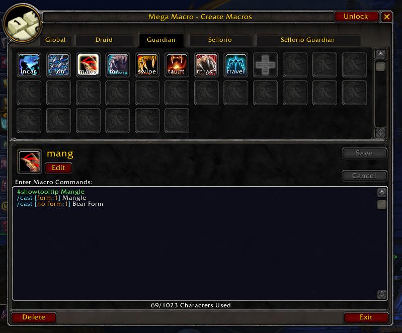 Main Screen (v1.4.0)