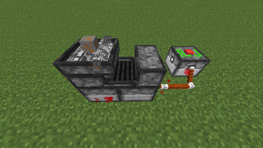 Industrial Craft  Crusher