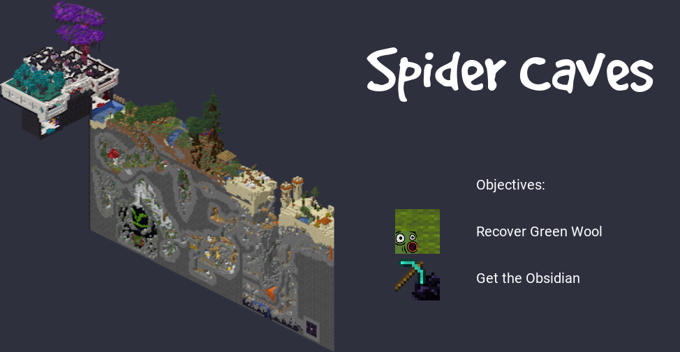 Spider Caves