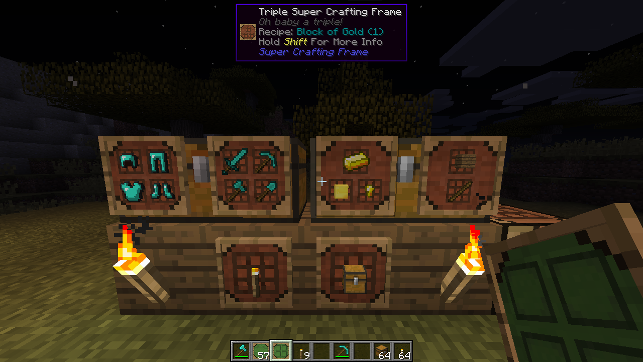Images - Super Crafting Frame - Mods - Projects - Minecraft CurseForge