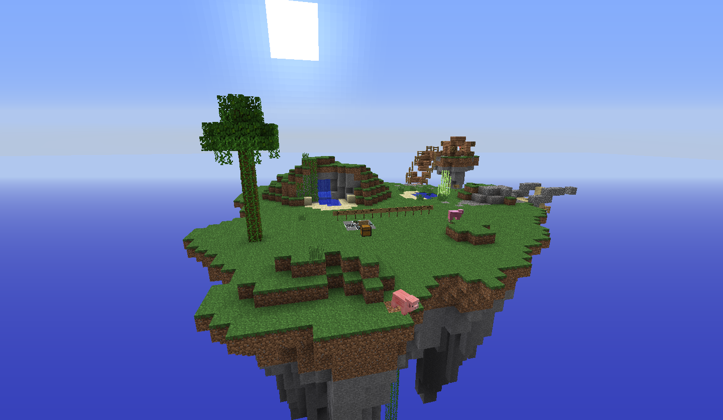 Images - Waka Islands 1 Survival Island Map - Worlds - Projects ...