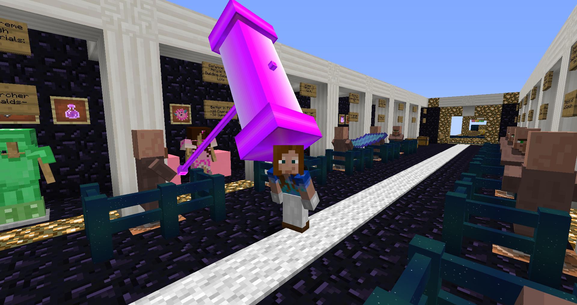 lucky block 1.8 1.7.10 моды для майнкрафт minecraft inside #4