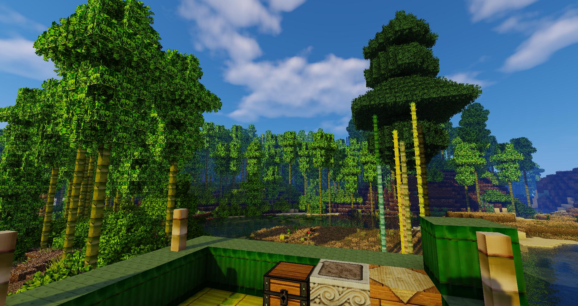 Bamboo | Biomes O' Plenty Wiki | FANDOM powered by Wikia