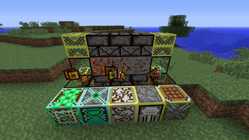 Скачать Minecraft Forge для Minecraft 1.9.4