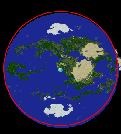 Images avatar world map worlds projects minecraft curseforge gumiabroncs Image collections