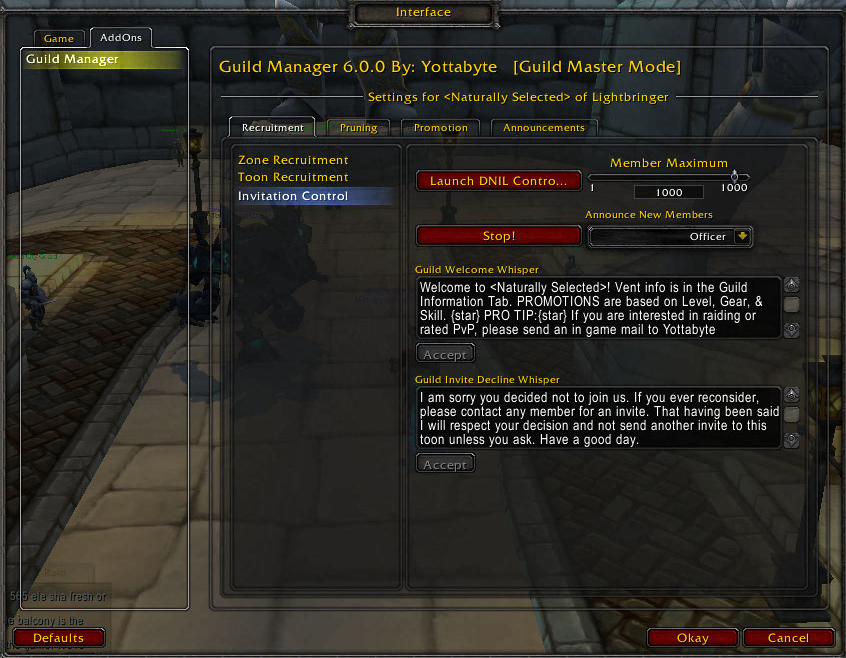 Images - Guild Manager - Addons - Projects - WoW CurseForge