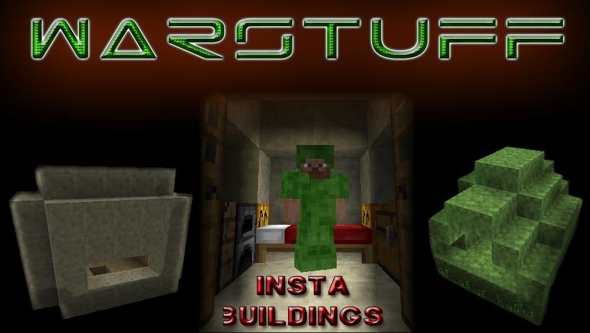 скачать мод warstuff mod для minecraft 1.5.2 #3