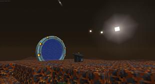 игры с открытым миром по типу майнкрафт с галактикой #9