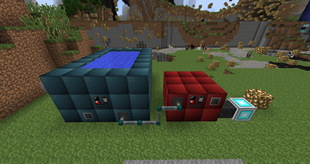 Some Multiblocks
