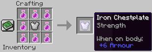 Armor Crafting Recipe