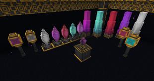 Arcane Lamps