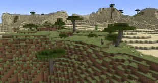 Traverse - Новые биомы с деревьями