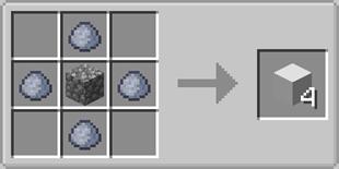Base Crafting Block - Recipe Two
