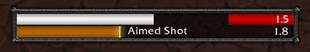 Shot Bar w/ One Bar option
