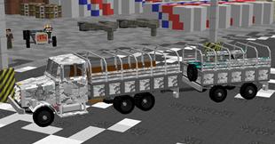 Мод на военные машины Military Vehicles 1.12.2