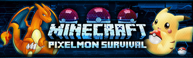 Pixelmon Survival