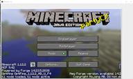 minecraft window bug
