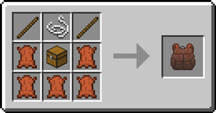 Recipe for the Standard Backpack