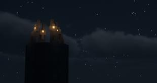 Battletower Night