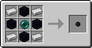 Recipe for the Basic Chunk Loader