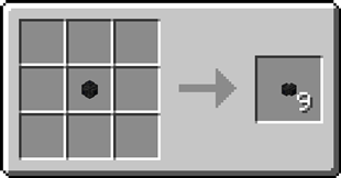 Recipe for the Single Chunk Loader
