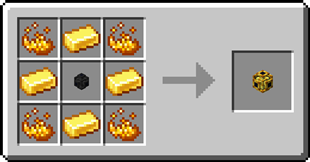 Recipe for the Advanced Chunk Loader