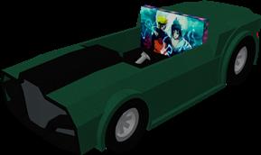 Anadhy MG Roadster
