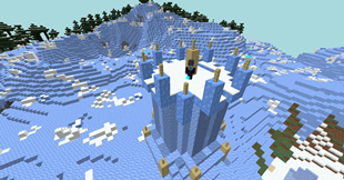 The ice wizard tower