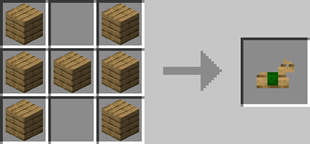 Wooden Horse Armor [Forge] [1.17.1] Minecraft Mod