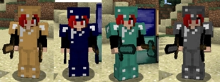Fusion Armors and Weapons