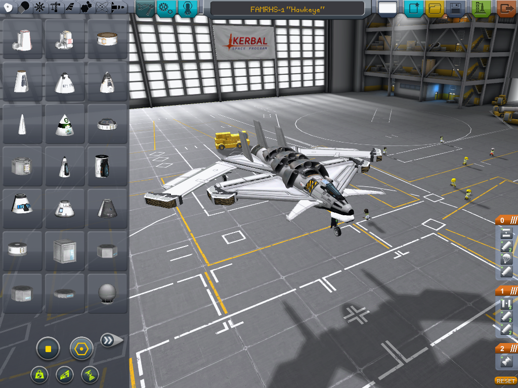 Overview Km F 22 Raptor Shareables Projects Kerbal Curseforge