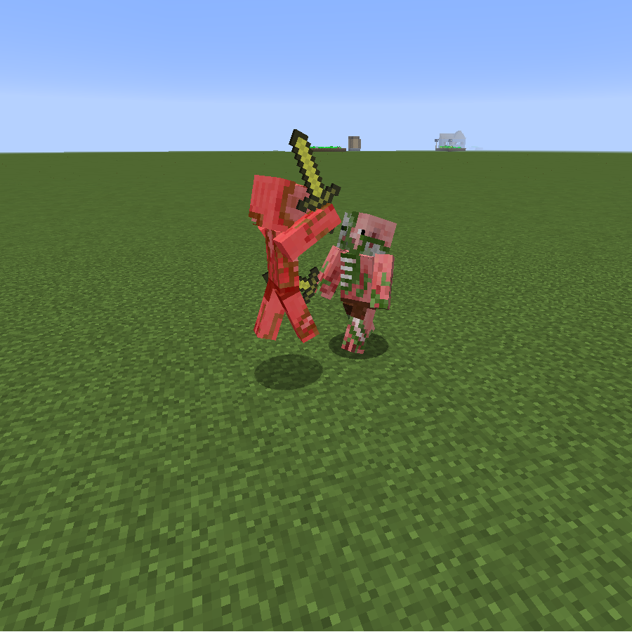 minecraft monster mode
