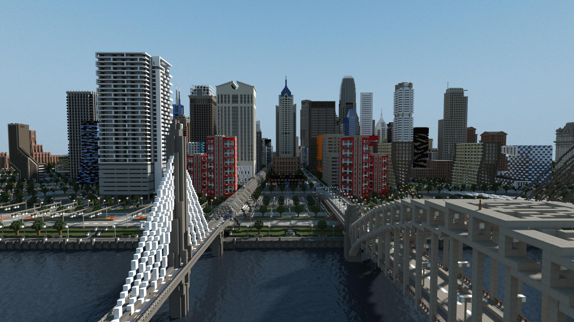 Overview modern city modpack modpacks projects minecraft minecraft curseforge gumiabroncs Choice Image