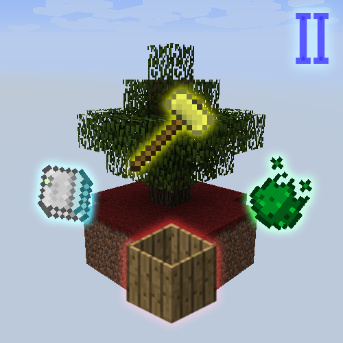 Overview The Best Of Both Skyblocks Modpacks Projects - Minecraft maps skyblock 1 11 2