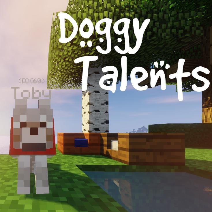 Doggytalents 1 10 2 V1 11 1g Universal Jar Files Doggy Talents