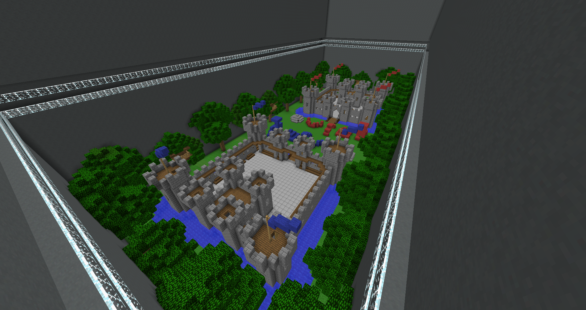 Overview - Castle War - Tarp - Worlds - Projects - Minecraft CurseForge