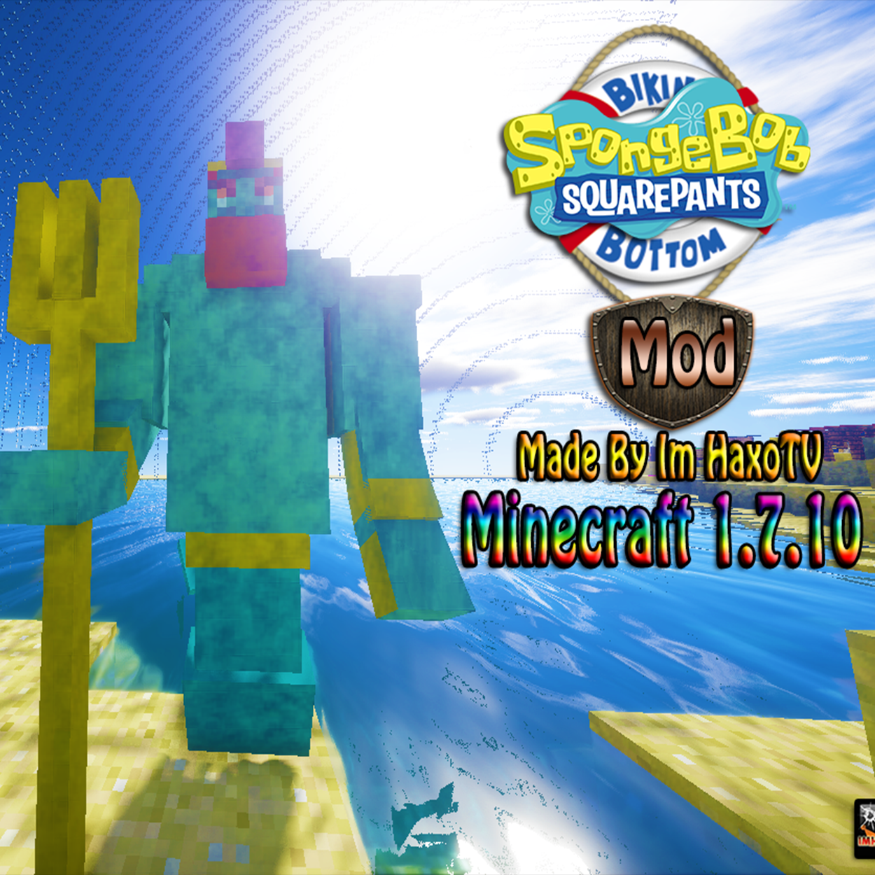 Overview Minecraft Spongebob Mod 2018 New Mods Projects