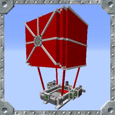 sevtech airship