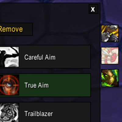 Overview - ElvUI Better Talents Frame - Addons - Projects