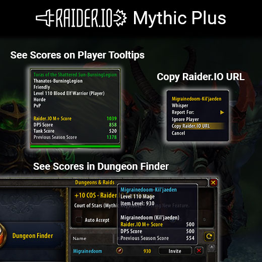 v201802080800 - Files - Raider.IO Mythic Plus - Addons ...