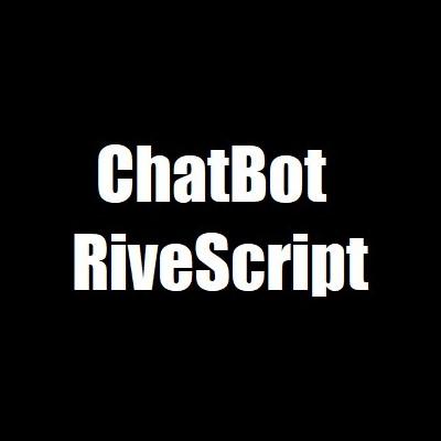 Overview - [RiveScript]Minecraft ChatBot Plugin - Bukkit Plugins