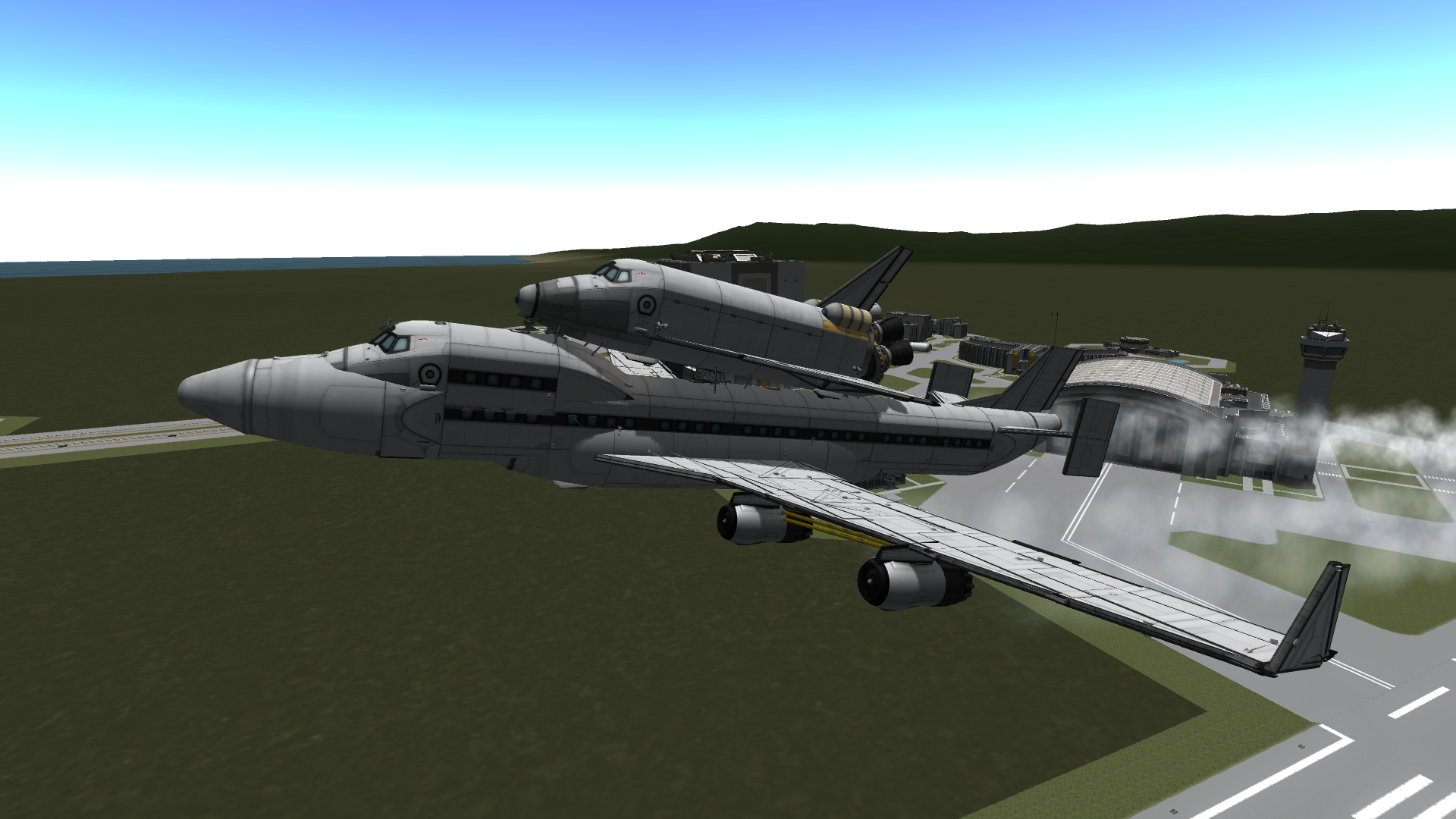 ksp space shuttle craft - photo #17