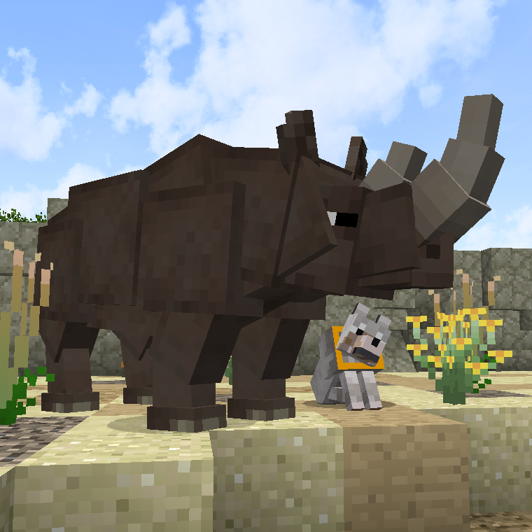 Zoo Craft Mod