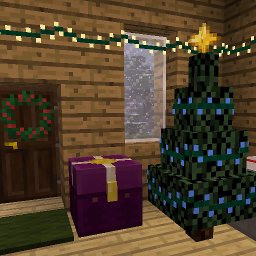 Overview Joshua S Christmas Mod Mods Projects Minecraft