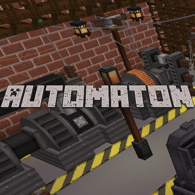overview automaton modpacks projects minecraft curseforge